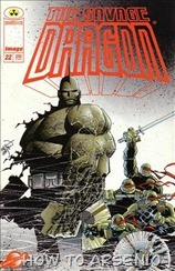 P00024 - Savage Dragon #22