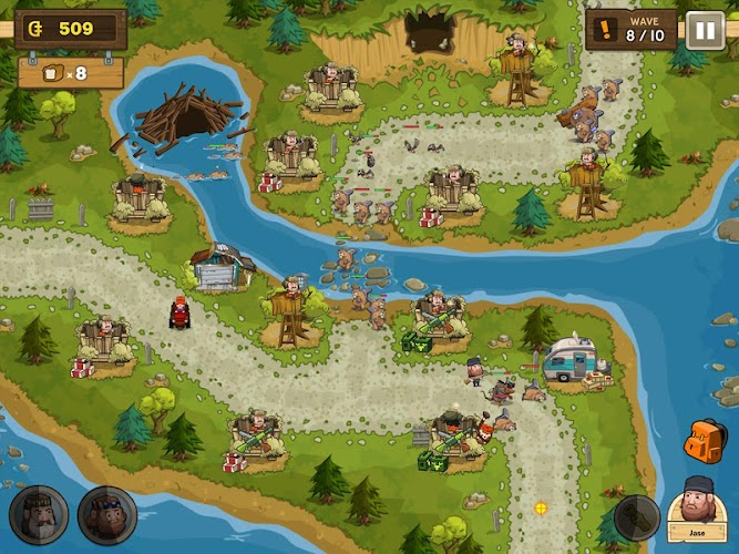 Duck Commander: Duck Defense - screenshot