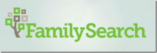 新家庭搜索徽标