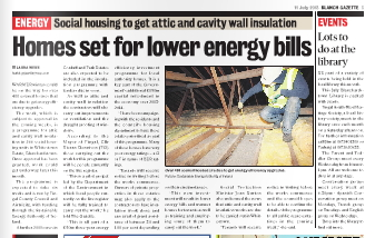 Energy Insulation Grants