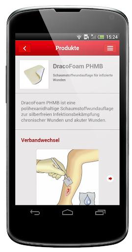 DRACO WundApp