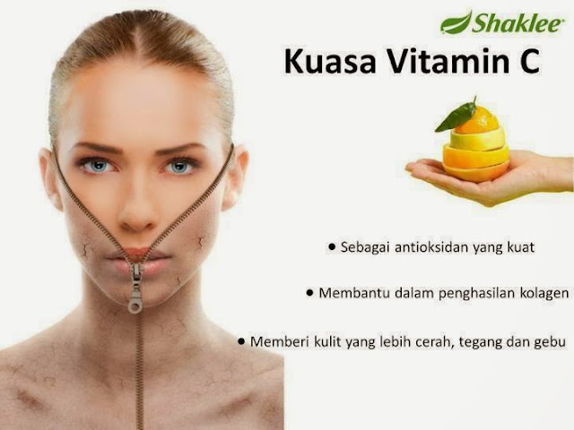 Ramai Lagi Wanita Malaysia Tak Tahu Kepentingan Vitamin C