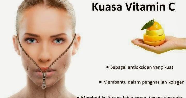 Ramai Lagi Wanita Malaysia Tak Tahu Kepentingan Vitamin C - Perkongsian Pengalaman Mengamalkan ...