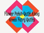 Green Fairy Quilts - Flower Patch Quilt Along