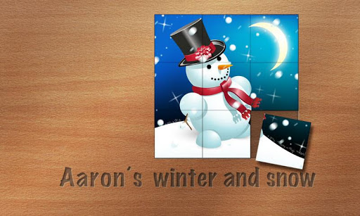Aaron's Kids Winter and Snow