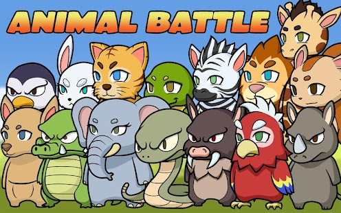 Animal Battle Free- screenshot thumbnail