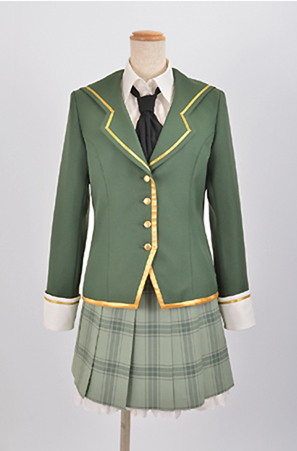 Haganai's St. Chronica's Academy uniform