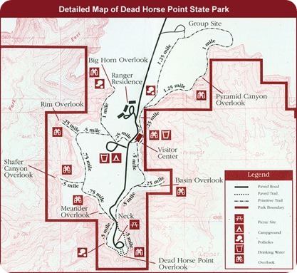 dead_horse_state_park_map