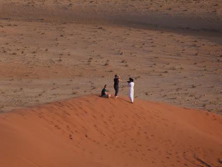 Imagini Wadi Rum: duna de nisip