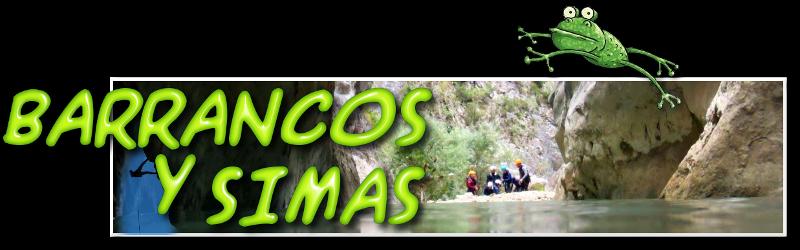 Barrancos y Simas.