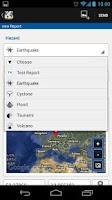Screenshot of Geohazard - Natural Hazards