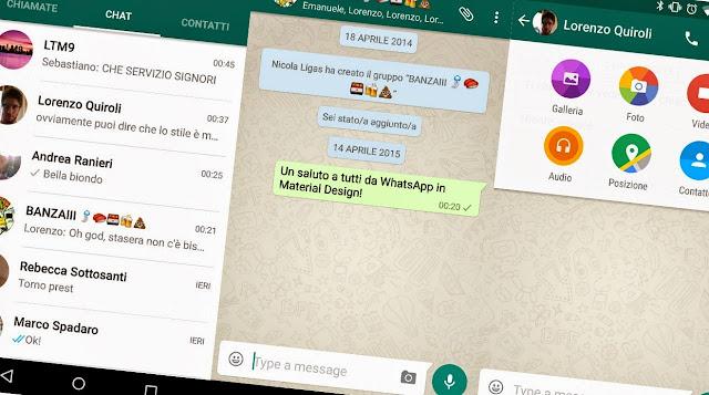 Latest stunning whatsapp desgin.