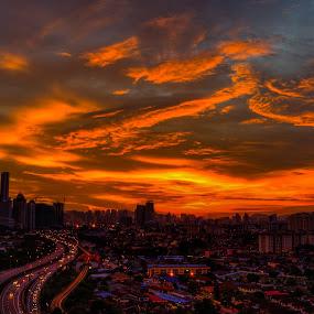 Berembang by Mohammad Hisham Abd Zamhuri - Landscapes Sunsets & Sunrises