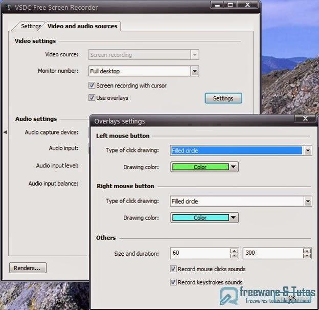 SVCD Free Screen Recorder : un logiciel gratuit pour capturer en vidéo l'écran de votre ordinateur