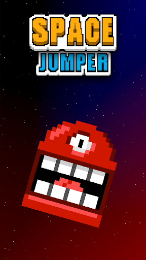 【免費街機App】Space Jumper-APP點子