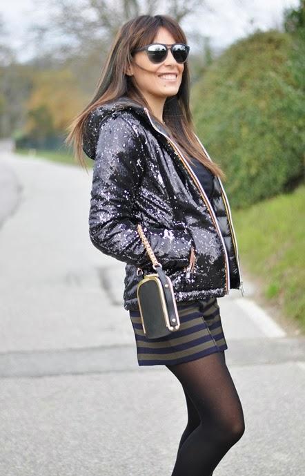 outfit, k-way, tendende fall winter, felicità, italian fashion bloggers, fashion bloggers, street style, zagufashion, valentina coco, i migliori fashion blogger italiani