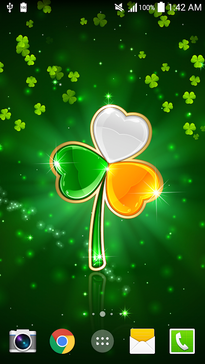 Stpatricks Day Live Wallpaper Android Applications Appagg