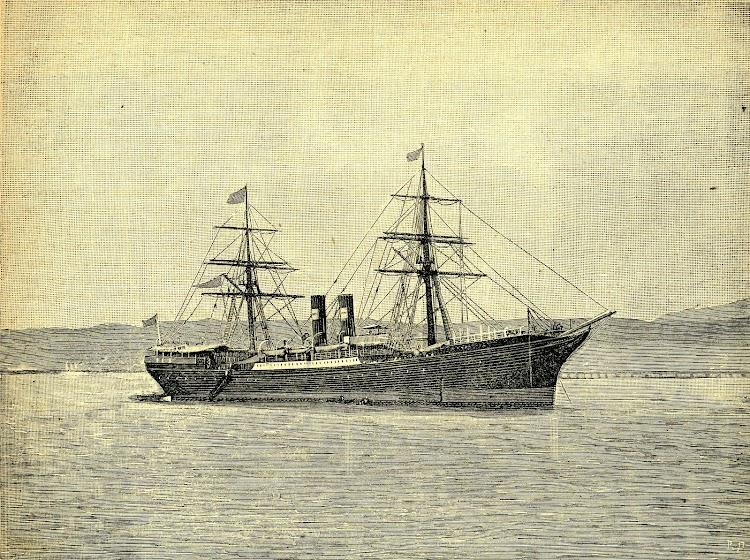 El vapor PIO IX. De la REVISTA DE NAVEGACION Y COMERCIO. Año 1.892 (2).JPG