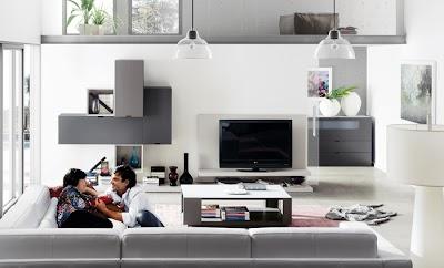 A qu distancia debe colocarse la tv en el sal n - Tamano televisor distancia ...