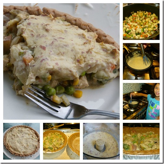 potpie collage