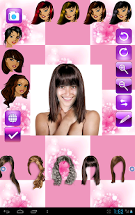 Change Hairstyle Deluxe- screenshot thumbnail