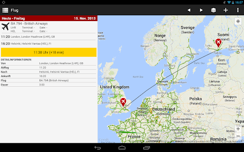 travelload trip planner - screenshot thumbnail