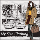 My Size Clothing icon
