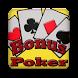 TouchPlay Bonus Poker