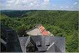 Aussicht vom Bergfried