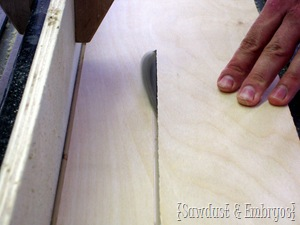 TUTORIAL- Floating Shelves (Sawdust and Embryos)