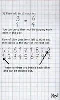Screenshot of Notebook Numbers