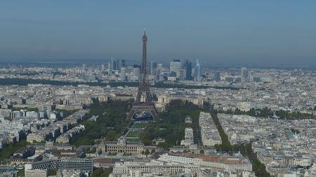 Obiective turistice Paris Turnul Eiffel