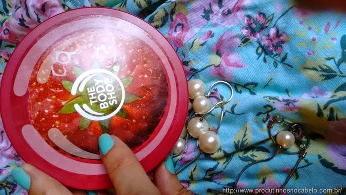 creme Body Butter Strawberry
