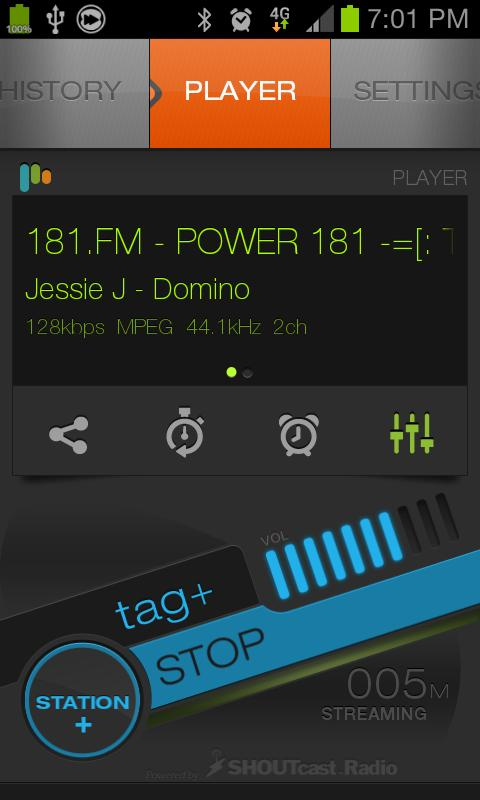 XiiaLive™ Pro - Internet Radio - screenshot