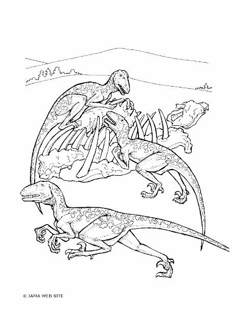 Kleurplaat Jurassic World Indominus Rex Colorear Dinosaurios