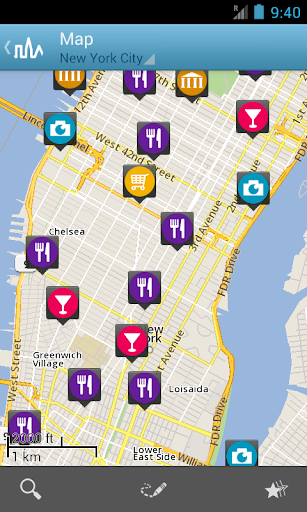 mod New York City Guide by Triposo  screenshots 2
