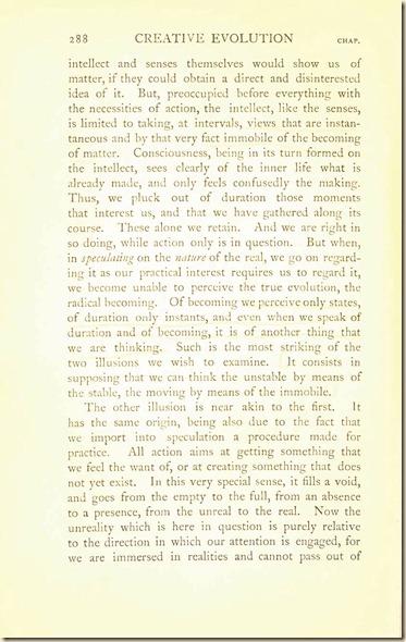 Bergson. Creative Evolution. 1911 creativeevolutio00berguof.test.t_Page_302