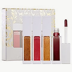 SEPHORA PANTONE UNIVERSE Lavish Jewel Gloss Set