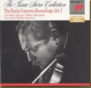 Prokofiev concierto violin 1 Stern Mitropoulos