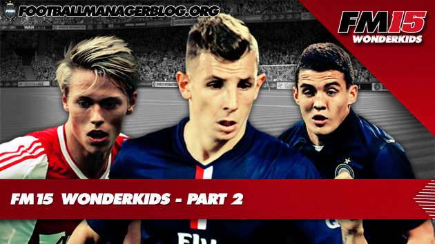 Football Manager 2015 Wonderkids Part 2