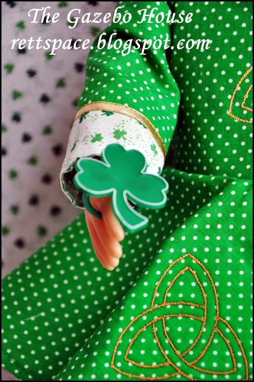 Irish Step-Dance Doll Dress 007