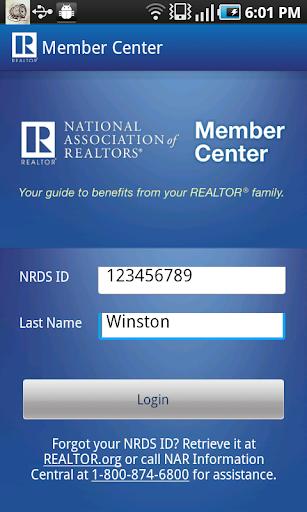 NAR Member Center