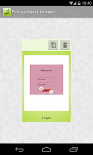 Mocking Pal (mockup/wireframe) - screenshot thumbnail