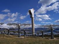 Energie et développement : THEMIS projet français précurseur des tours solaires