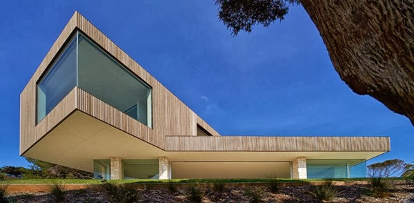 Residencia Point King de HASSELL