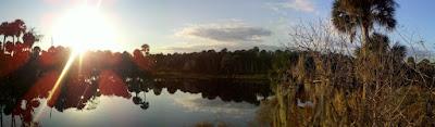 Econlockhatchee River, Orlando Florida