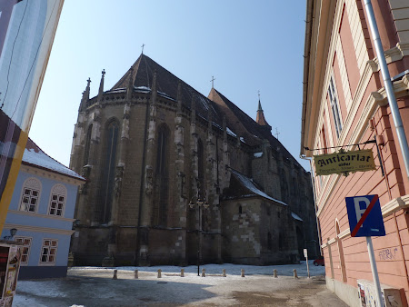 Biserici Romania: Biserica Neagra