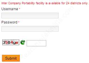 portability log in gas