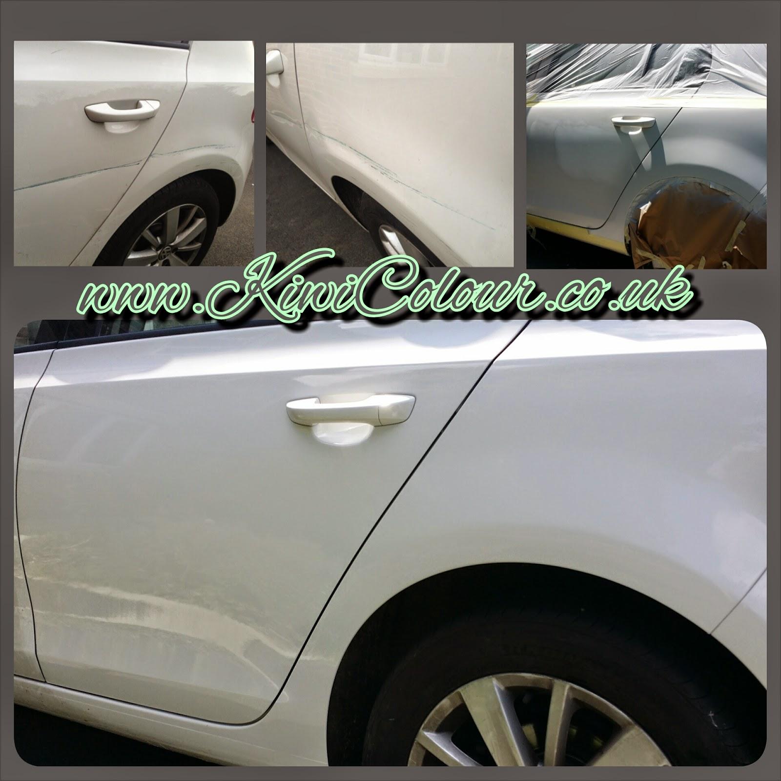 Mobile Car Scratch Dent Repair Leeds: Leeds bodyshop spray paint
