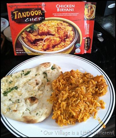 Tandoor Chef Dinner